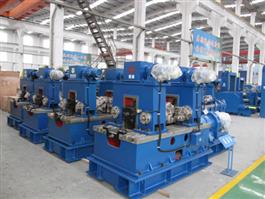 HYJ600/800 Mechanical Straightening Machine