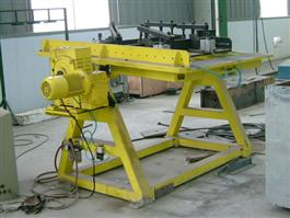 GZ12 Box-Beam Assembling Machine